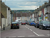 TQ7369 : Kitchener Road, Strood (2) by Danny P Robinson