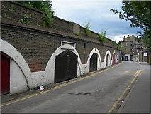TQ7369 : Barton Road, Strood by Danny P Robinson