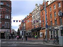 O1533 : Grafton Street, Dublin by John Gibson