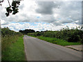 TG0321 : View southwest along the Old Fakenham Road by Evelyn Simak