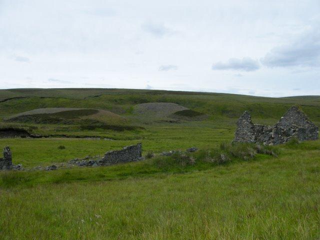 Ruins at Cairnbrallan