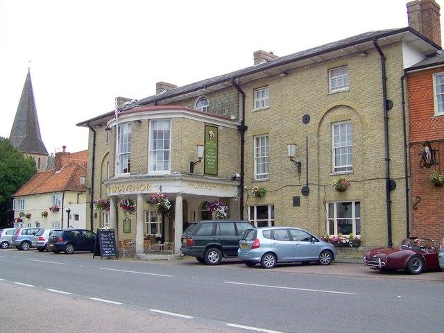 Grosvenor Hotel, Stockbridge