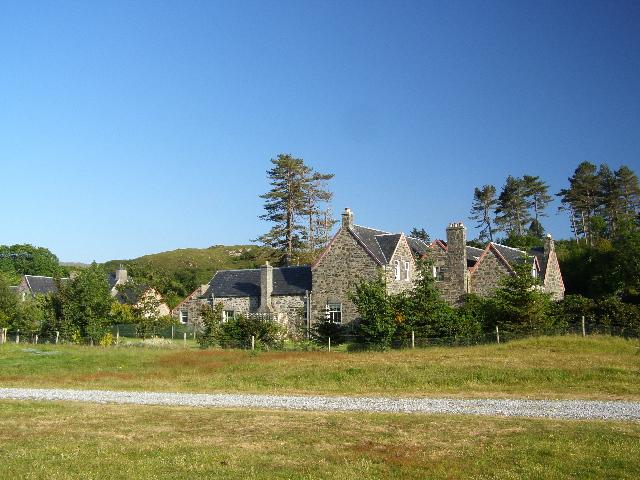 Camusdarach Lodge