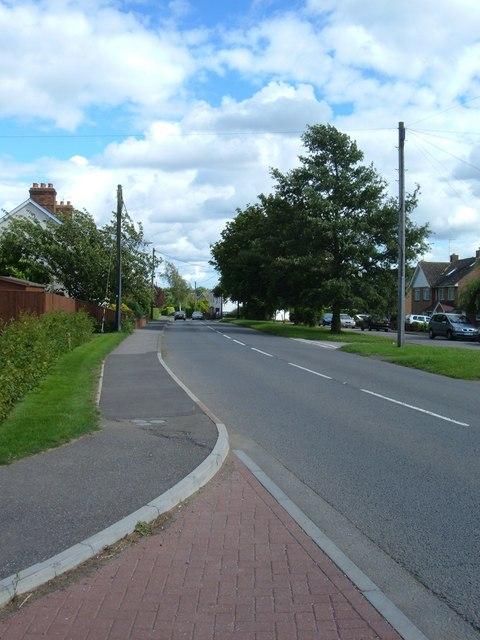 High Street, North End, Stewkley