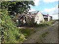SM8722 : Outbuildings at Woodhawk by Deborah Tilley