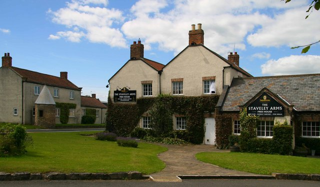 The Staveley Arms