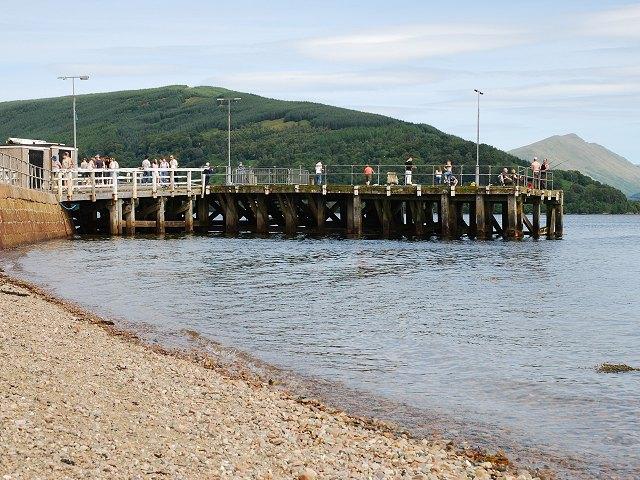 Inveraray Pier