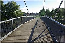 SO8455 : Sabrina Bridge, Worcester by Stephen McKay