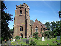 SO8483 : St Peter's Church by Row17