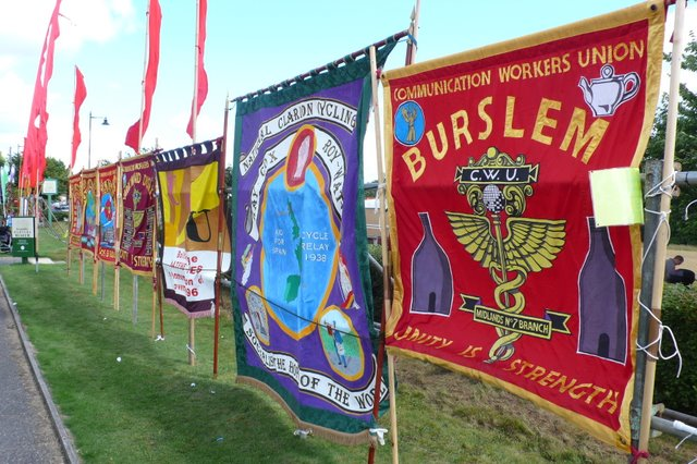 Tolpuddle Martyrs Festival 2008
