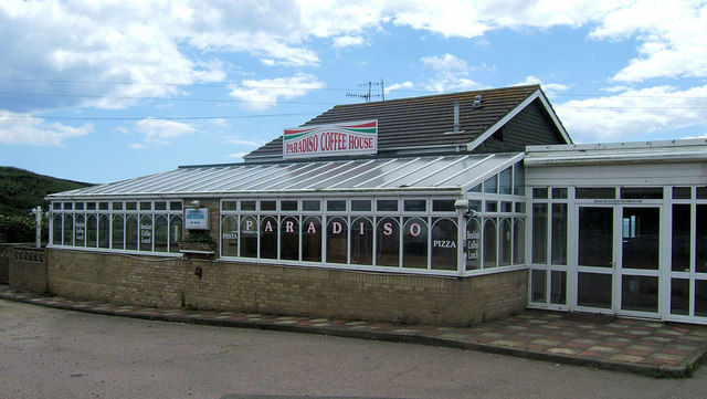 The Paradiso  Coffee House, Peacehaven by Kevin Gordon