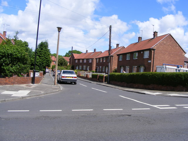 Boyd Crescent, Wallsend