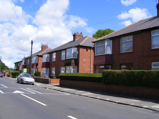 Boyd Road, Wallsend