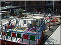 SZ6399 : Central Square, Gunwharf Quays by Rib