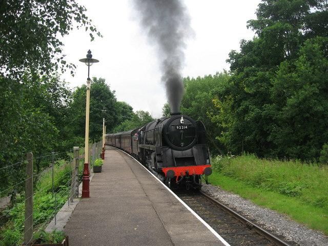 Summerseat Railway Station