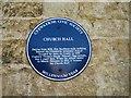 Photo of Thomas Hardy blue plaque