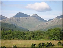 NM8162 : The Strontian Glen by Richard Webb