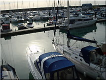 TQ3303 : Brighton Marina by Iain Crump