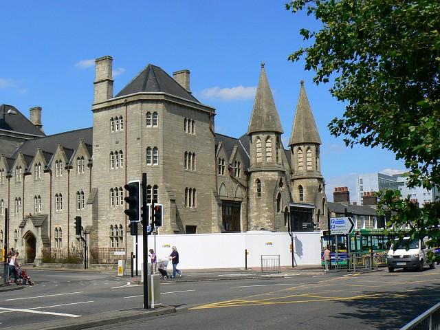 Former railway museum, Swindon