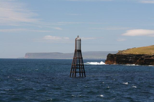 Buoy/Beacon by Stroma, Pentland Firth