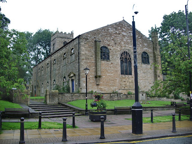 St John's Church, Accrington