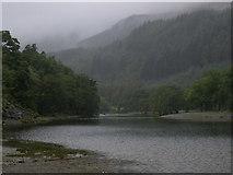 NN5810 : Loch Lubnaig Narrows by Peter Bond
