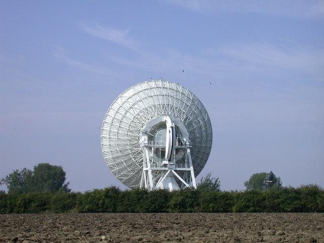 MERLIN dish, Mullard Radio Astronomy Observatory (2)