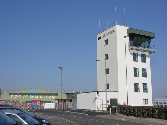 Immingham Marine Control Centre
