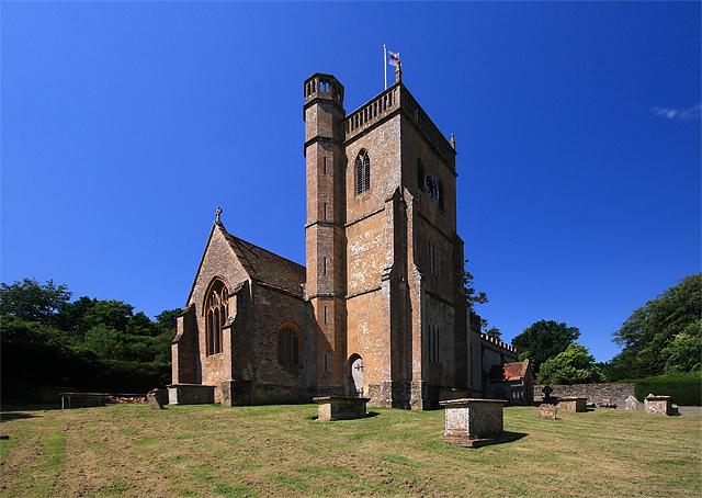 St Michael's Church - East Coker
