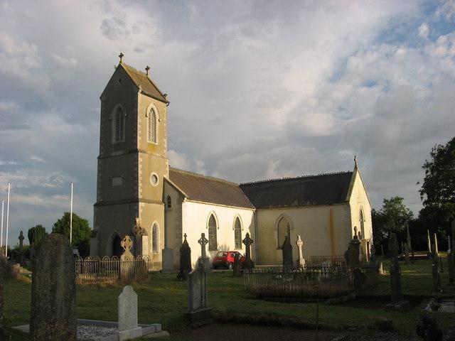 St. Finian's Church, Clonard, Co. Meath