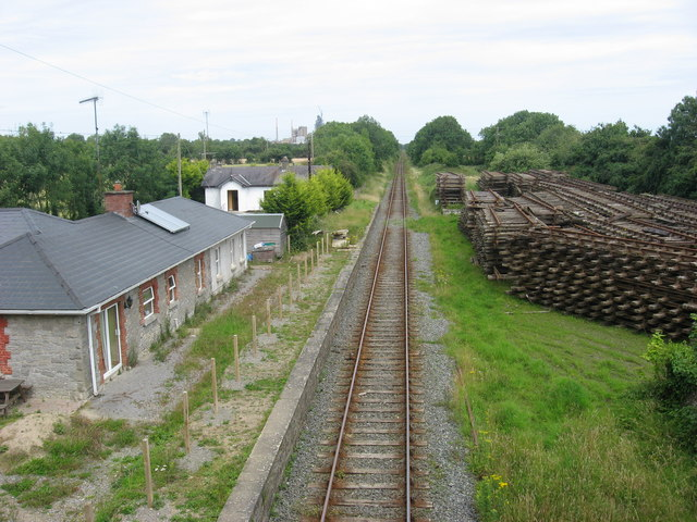 Railway Station, Duleek, Co. Meath