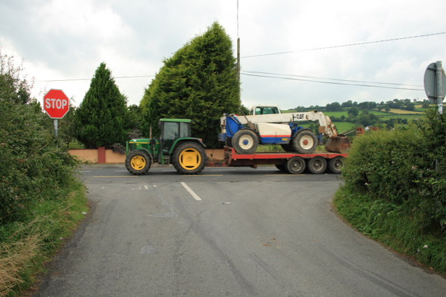 Tractor and Junction