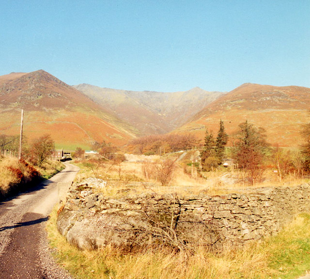 Track to Gategill