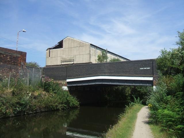 Walsall Street Bridge