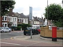 TQ2673 : Earlsfield Road / Dingwall Road, SW18 by Mike Quinn