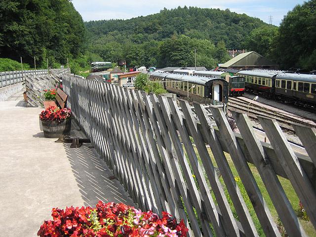 Norchard Station