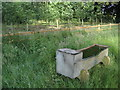 SU6751 : Dented Drinking Trough by Given Up