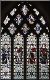 TL7388 : St James Church, Hockwold cum Wilton, Norfolk - Window by John Salmon