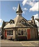 SX7087 : Market house, Chagford by Derek Harper