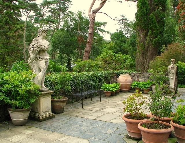 Italian Terrace Glenveagh Castle 169 Rossographer
