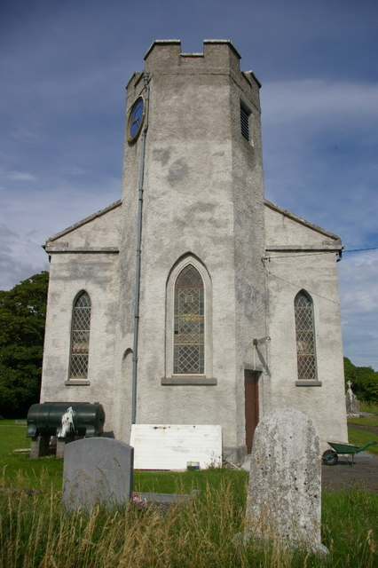 Ardrahan Church