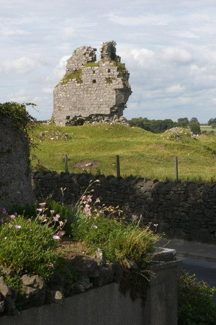Ruins of Ardrahan Castle