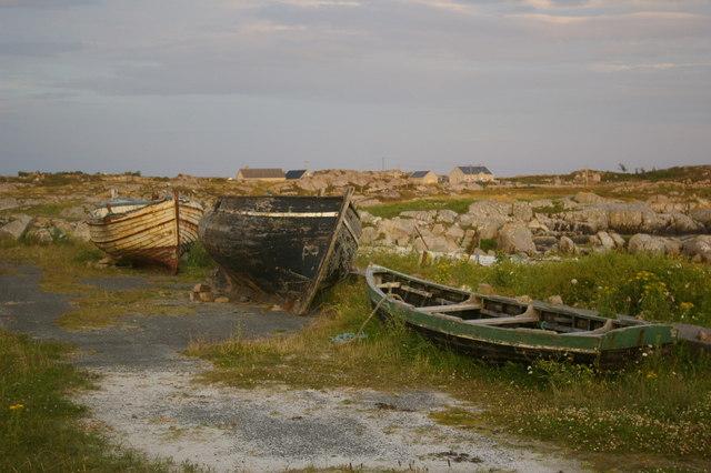 Boats at Ardmore