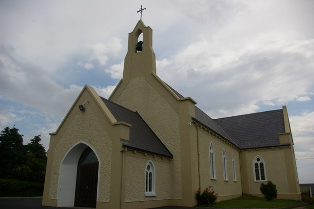 RC church, Roundstone