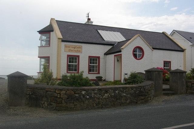 Girls' School, Roundstone/Scoil na gCailíní, Cloch na Rón