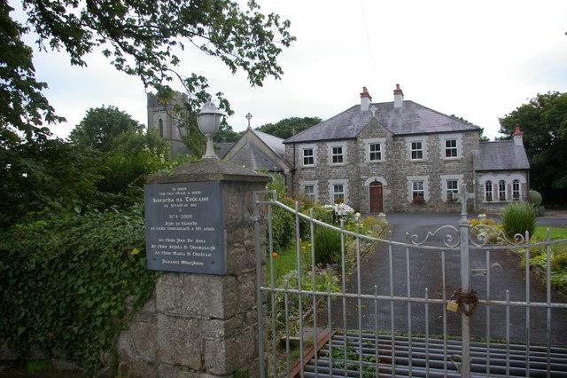 Former nunnery