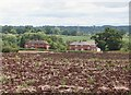 SO8246 : Agricultural workers' cottages, Clevelode by Bob Embleton