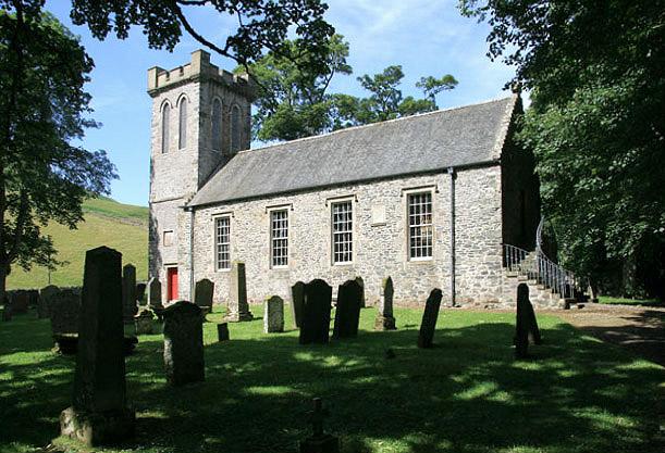 Ettrick Parish Church