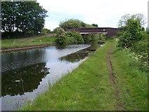 SK0003 : Freeths Bridge - Wyrley & Essington Canal by Adrian Rothery