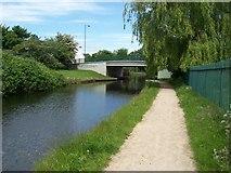 SK0003 : Teece's Bridge - Wyrley & Essington Canal by Adrian Rothery